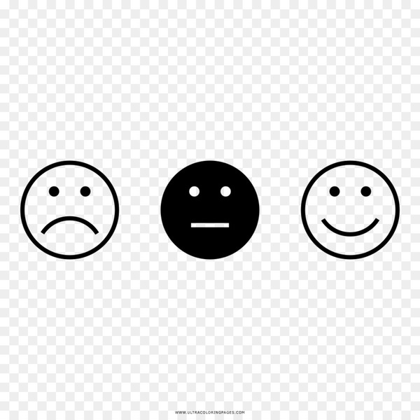Smiley Rating scale Computer Icons Emoji - happy sad  png image transparent background