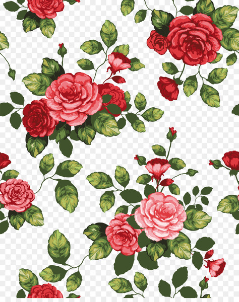 Paper Flower Drawing - Beautiful flowers cartoon border Shading  png image transparent background
