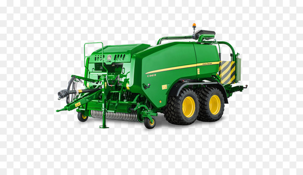 Tractor John Deere Machine Forage harvester - tractor  png image transparent background