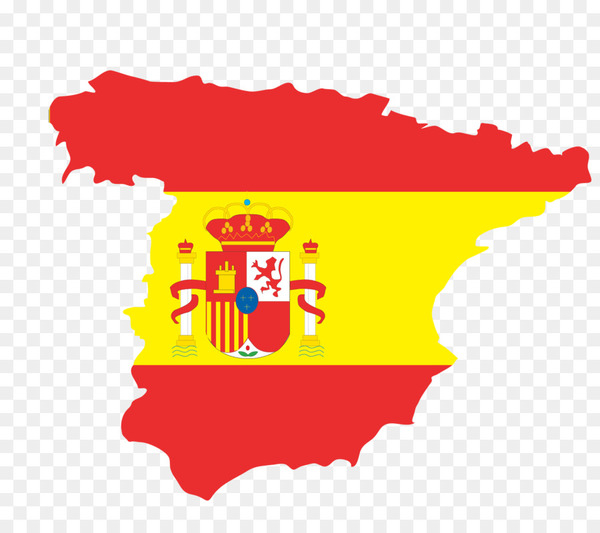 Map Of Spain Vector Free.Flag Of Spain Flag Of Europe Illustration Vector Map Nohat