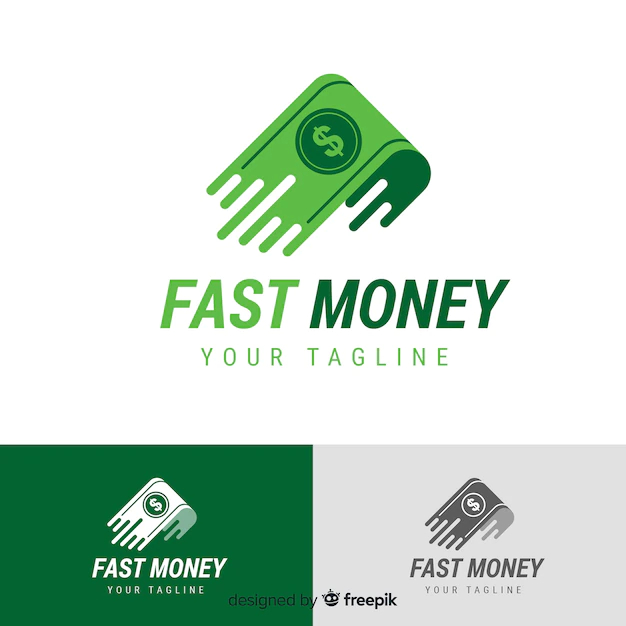 Money Logo Template Nohat