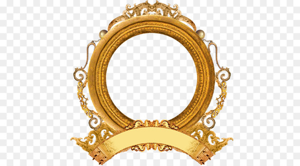 Mirror Picture frame Download - Round Frame - Nohat