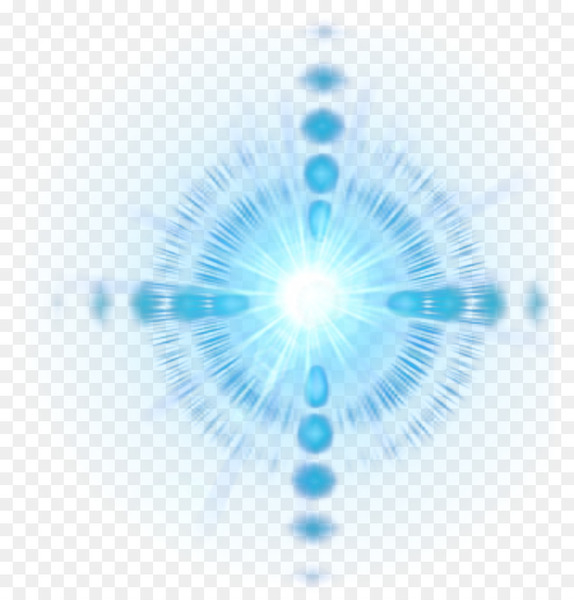 Light Blue Color - Cool blue star free pull material  png image transparent background