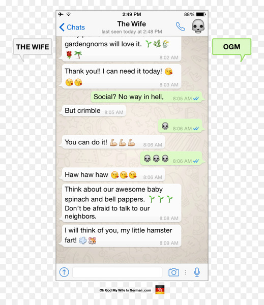 WhatsApp Message Text messaging Love SMS - whatsapp - Nohat