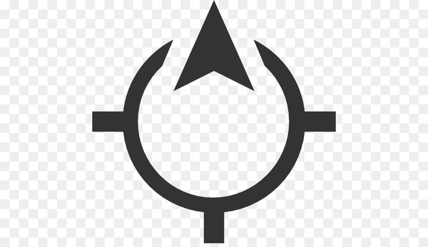 Computer Icons North Arrow - Arrow  png image transparent background