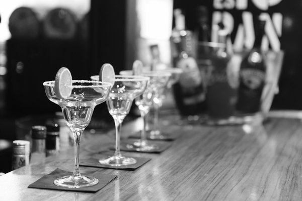 black and white alcohol bar drinks png image transparent background