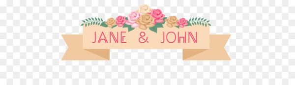Hand-painted roses border  png image transparent background