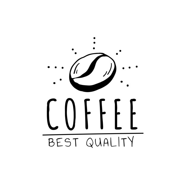 Coffee Best Quality Logo Vector Nohat Free For Designer