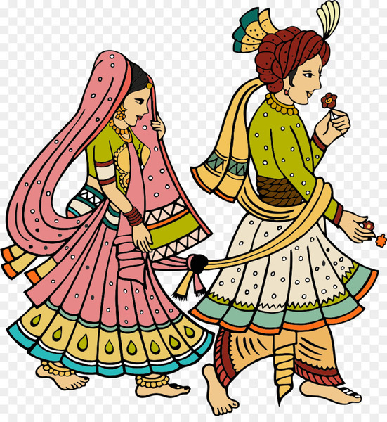 Clip art Weddings in India Marriage - india  png image transparent background