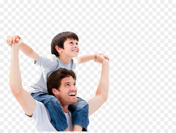 Fathers Day Child Parent Son - Happy father and child  png image transparent background