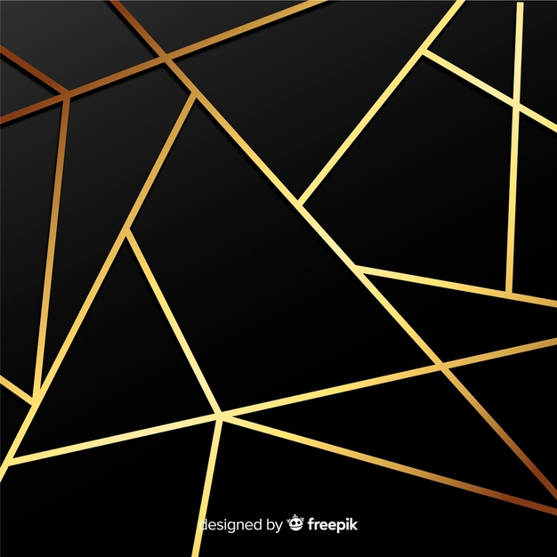 Black And Gold Background Nohat