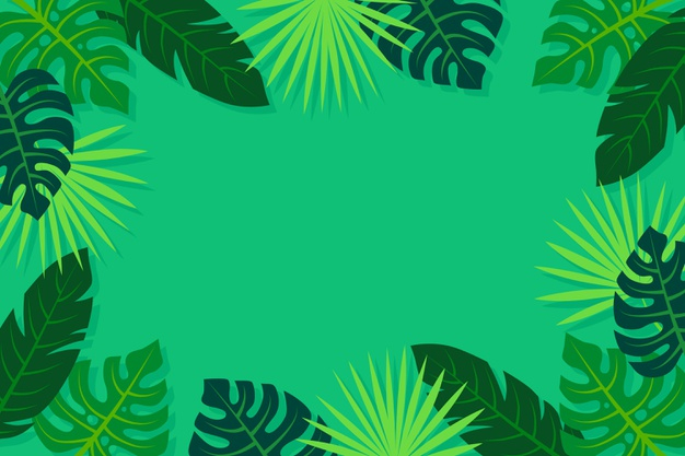 Tropical Leaves Background Free Vector Nohat Free For Designer Download premium vector of tropical botanical leaves background vector. tropical leaves background free vector