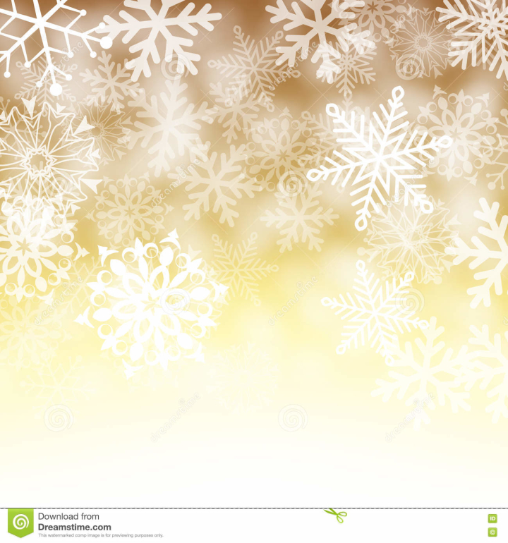 Gold And White Snowflake Background Stock Vector - Illustration of ... png image transparent background