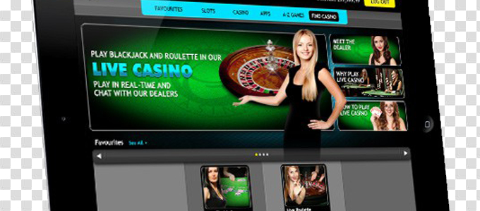 Live Online Casino Ipad Png Png Free Transparent Image