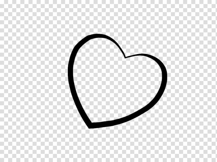 True Love Heart Brushes Black Heart Icon Transparent Background