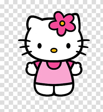 Hello Kitty Transparent Background Png Clipart Png Free Transparent Image
