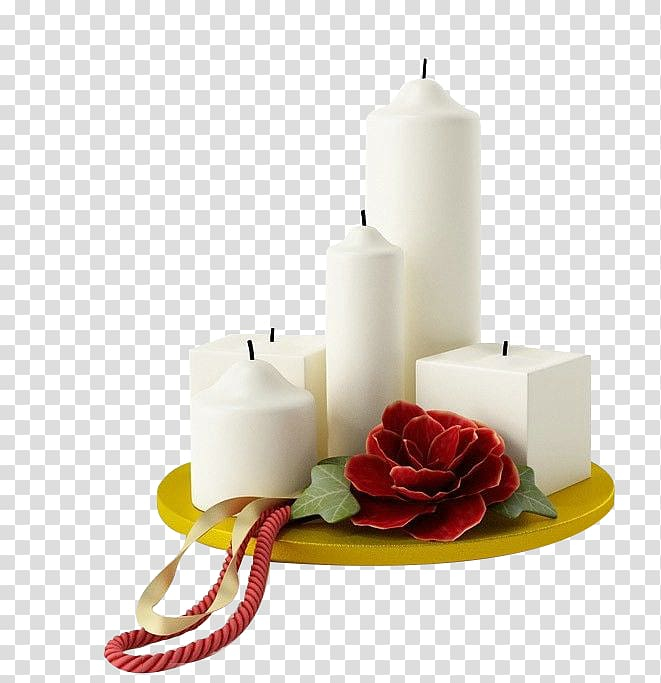 Candle Christmas Ornament Christmas Candles Transparent Background Png Clipart Png Free Transparent Image