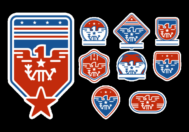 Presidential Seal Vector Nohat Free For Designer