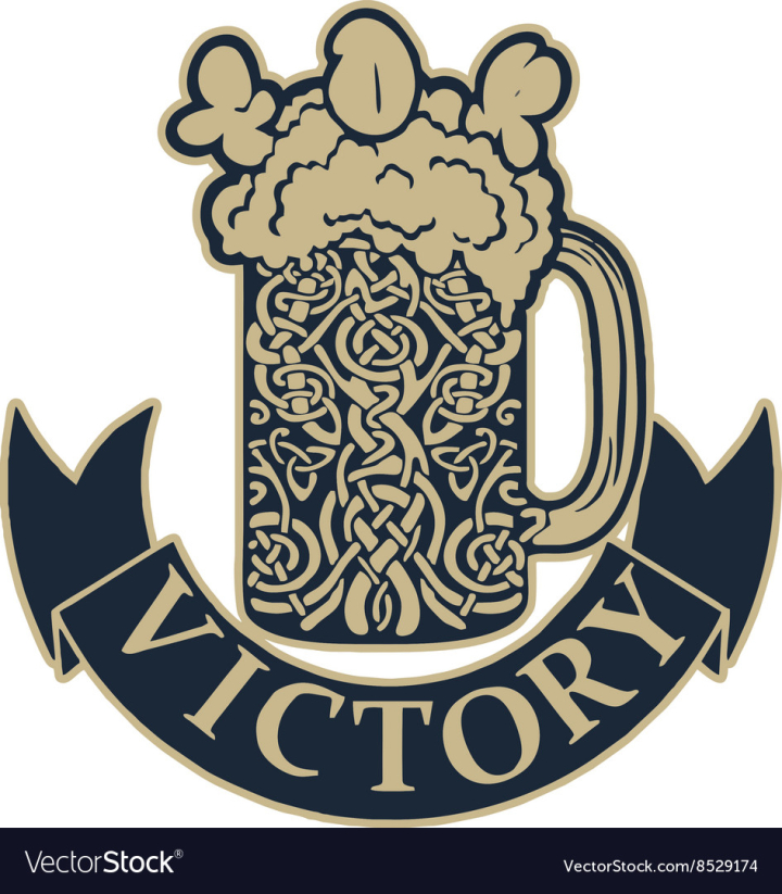 For Victory Vector Image Nohat