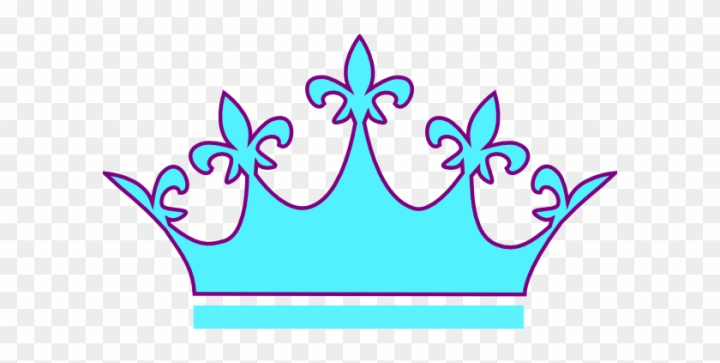 Teal Clipart Crown Cartoon Crown For A Queen Png Images