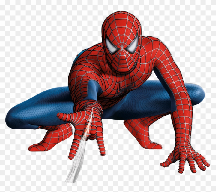 Spider Man Download Png Spiderman Shooting A Web Png Images