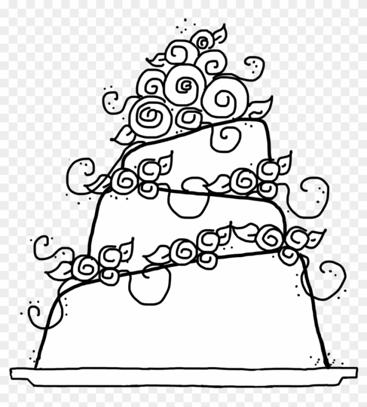 Free Wedding Coloring Pages To Print Couple Wecoloringpage - Bruiloft  Kleurplaat - Nohat - Free For Designer