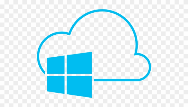 Microsoft Is Now Pinning Its Future On The Cloud Business - Azure Cloud png image transparent background